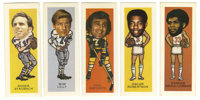 1974 Nabisco Sugar Daddy Complete Set (25). These little cards were released by Nabisco in 1974 and feature 25 of the mo...