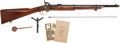Long Guns:Muzzle loading, Boxed Parker-Hale Reproduction British Enfield 1861 PercussionMusketoon and Accessories.... (Total: 8 Items)