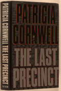 Books:Mystery & Detective Fiction, Patricia Cornwell. SIGNED. The Last Precinct. New York: G.P. Putnam's Sons, 2000. First edition. Signed bookp...
