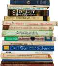 Books, Lot of 19 Assorted Books and Pamphlets on Civil War Collectiblesand Firearms.... (Total: 19 )