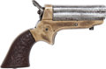 Handguns:Derringer, Palm, Sharps Model 1A Four Barrel Derringer....