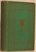 Books:Literature Pre-1900, Samuel Rogers. The Poetical Works of Samuel Rogers.Philadelphia: E. H. Butler & Co., 1854. Octavo. 451 pages. I...