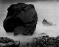 Photographs, JOHN BLAKEMORE (British, b. 1936). Rocks and Tide, Wales, 1977. Gelatin silver, printed later. 12 x 15 inches (30.5 x 38...