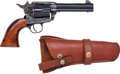 Handguns:Single Action Revolver, Reproduction Colt Single Action Army Revolver by EMF....