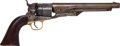 Handguns:Single Action Revolver, Composite Colt Model 1860 Army Revolver....