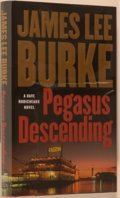 Books:Mystery & Detective Fiction, James Lee Burke. SIGNED. Pegasus Descending. New York: Simon& Schuster, [2006]. First edition, first printing. Si...
