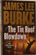 Books:Mystery & Detective Fiction, James Lee Burke. SIGNED. The Tin Roof Blowdown. New York:Simon & Schuster, [2007]. First edition, first printing. ...