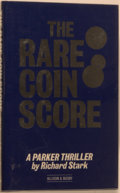 Books:Mystery & Detective Fiction, Richard Stark. [Donald Westlake]. The Rare Coin Score.London: Allison & Busby, [1984]. First British edition,first...