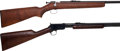Long Guns:Slide Action, Lot of Two Winchester Rifles.... (Total: 2 Items)
