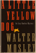 Books:Mystery & Detective Fiction, Walter Mosley. SIGNED. A Little Yellow Dog. New York:Norton, [1996]. First edition, first printing. Signed by Mos...