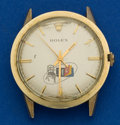 Timepieces:Wristwatch, Rolex Gold Filled Automatic, circa 1970's. ...