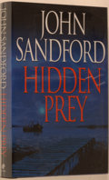 Books:Mystery & Detective Fiction, John Sandford. SIGNED. Hidden Prey. New York: Putnam,[2004]. First edition, first printing. Signed by Sandford ...