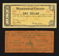 Obsoletes By State:Oregon, Portland, (OR)- Multnomah County $1 Mar. 27, 1933 Shafer OR240-1.Prineville, OR- 100th Anniversary Celebration of Oregon/... (Total:2 notes)