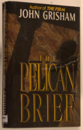 Books:Mystery & Detective Fiction, John Grisham. SIGNED. The Pelican Brief. New York:Doubleday, [1992]. First edition, first printing. Signed by Gri...
