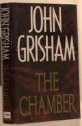 Books:Mystery & Detective Fiction, John Grisham. SIGNED. The Chamber. New York: Doubleday,[1994]. First edition, first printing. Signed by Grisham ...