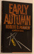 Books:Mystery & Detective Fiction, Robert B. Parker. Early Autumn. [New York]: Delacorte Press,[1981]. First edition, first printing. Octavo. 212 page...