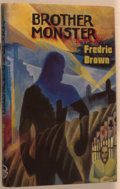 Books:Mystery & Detective Fiction, Fredric Brown. LIMITED. Brother Monster. [Miami Beach]:Dennis McMillan, 1987. First edition, limited to 400 numbe...
