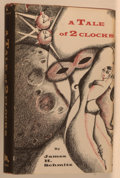 Books:Science Fiction & Fantasy, James H. Schmitz. INSCRIBED. A Tale of Two Clocks. New York: Dodd, Mead, [1962]. Book club edition. Inscribed by S...