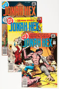Bronze Age (1970-1979):Western, Jonah Hex Group (DC, 1978-80) Condition: Average NM.... (Total: 10 Comic Books)