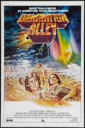 """Movie Posters:Science Fiction, Damnation Alley (20th Century Fox, 1977). International One Sheet (27"""" X 41"""") Flat Folded. Science Fiction.. ..."""