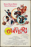 "Movie Posters:Academy Award Winners, Oliver! (Columbia, 1968). Pre-Academy Award One Sheet (27"" X 41"").Musical.. ..."