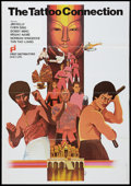 """Movie Posters:Action, The Tattoo Connection (First Films, 1978). Hong Kong One Sheet (26""""X 37""""). Action.. ..."""
