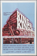 "Movie Posters:Historical Drama, King of Kings (MGM, 1961). One Sheet (27"" X 41""). HistoricalDrama.. ..."