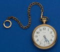 Timepieces:Pocket (post 1900), Howard 21 Jewel Series 11 Pocket Watch. ...