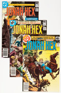 Bronze Age (1970-1979):Western, Jonah Hex Group (DC, 1978-80) Condition: Average VF+.... (Total: 10 Comic Books)