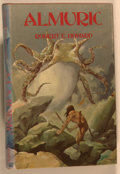 Books:Science Fiction & Fantasy, Robert E. Howard. Almuric. West Kingston: Grant, 1975. First edition, first printing. Octavo. 217 pages. Publisher's...