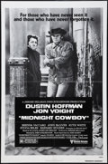 "Movie Posters:Academy Award Winners, Midnight Cowboy (United Artists, R-1983). One Sheet (27"" X 41"").Academy Award Winners.. ..."