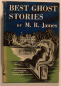 Books:Horror & Supernatural, M. R. James. Best Ghost Stories. Cleveland: WorldPublishing, [1945]. Third printing. Octavo. 319 pages. Publish...