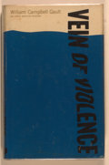 Books:Mystery & Detective Fiction, William Campbell Gault. Vein of Violence. New York: Simonand Schuster, 1961. First edition, first printing. Twelvem...