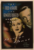 Books:Mystery & Detective Fiction, George Baxt. INSCRIBED. The Fred Astaire and Ginger Rogers Murder Case. New York: St. Martin's Press, [1997]. First ...