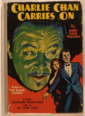 Books:Mystery & Detective Fiction, [Photoplay]. Earl Derr Biggers. Charlie Chan Carries On. NewYork: Grosset & Dunlap. Photoplay edition. Octavo. 334 ...