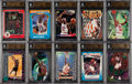 Basketball Cards:Lots, 1980's-1990's Michael Jordan BGS Gem MT 9.5 Collection (25). ...