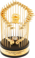 Baseball Collectibles:Others, 1998 New York Yankees World Championship Trophy....