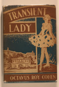 Books:Mystery & Detective Fiction, Octavus Roy Cohen. Transient Lady. New York:Appleton-Century, 1934. First edition, first printing. Octavo. 310page...