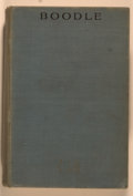 Books:Mystery & Detective Fiction, Leslie Charteris. Boodle. London: Hodder and Stoughton,[1934]. First edition, first printing. Octavo. 311 pages. Pu...