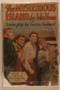 Books:Science Fiction & Fantasy, [Photoplay]. Jules Verne. The Mysterious Island. New York: Grosset & Dunlap. Photoplay edition. Octavo. 500 pages. P...