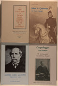 Books:Americana & American History, [Louisiana]. Group of Four Books Relating to Louisiana History,including: Lillian A. Pereyra. James Lusk Alcorn: Pe... (Total:4 Items)