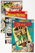 Silver Age (1956-1969):Miscellaneous, DC Silver Age Group (DC, 1959-69) Condition: Average GD.... (Total: 31 Comic Books)