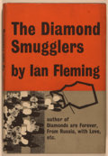Books:Mystery & Detective Fiction, Ian Fleming. The Diamond Smugglers. London: Jonathan Cape,[1957]. First edition, first printing. Twelvemo. 160 page...