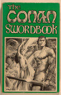 Books:Science Fiction & Fantasy, L. Sprague de Camp and George H. Scithers. LIMITED. The Conan Swordbook. Baltimore: Mirage Press, 1969. First edition, lim...