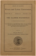 Books:Americana & American History, [State of Illinois]. The Illinois Waterway. A Guide forNavigators From Lake Michigan to the Mississippi River via theC...