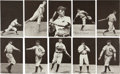 Baseball Cards:Sets, 1907 PC765-2 Dietsche Chicago Cubs Complete Set (15). ...