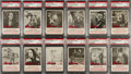 """Non-Sport Cards:Sets, 1964 Topps """"The Addams Family"""" High Grade Complete Set (66). ..."""