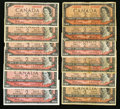 Canadian Currency: , An Assortment of Modern Canadian Issues.. ... (Total: 31 notes)
