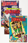 Silver Age (1956-1969):Superhero, Hawkman Group (DC, 1964-68) Condition: Average VG.... (Total: 19Items)
