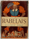 Books:Literature Pre-1900, [Gustave Dore, illustrator]. The Works of Rabelais. [N.p.]:Bibliophilist Society, [n.d., ca. 1930]. Facsimile repri...